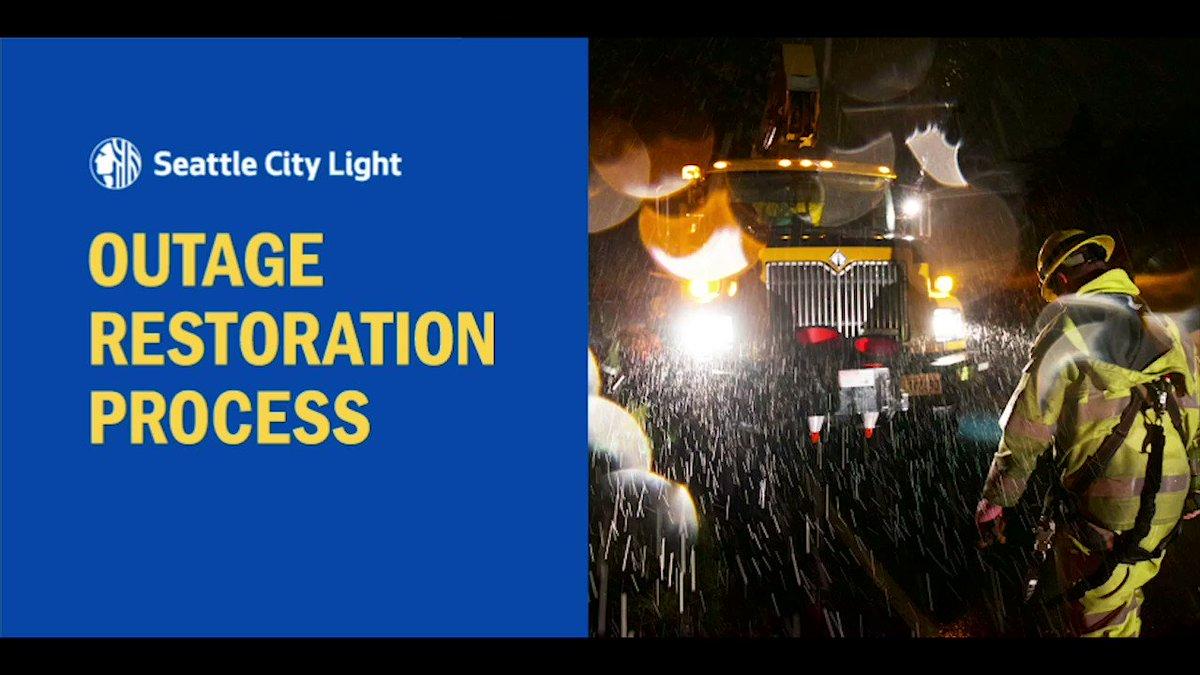 Seattle City Light on Twitter: