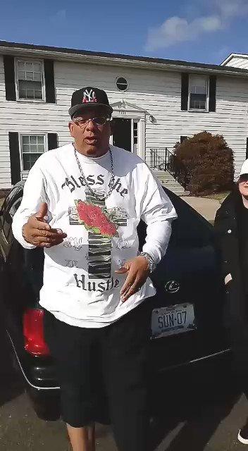 King sun says Happy Birthday to Smoothe Da Hustler
