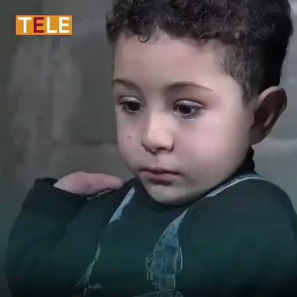 The crimes of the Chemical Assassin's Assad regime continue until today
