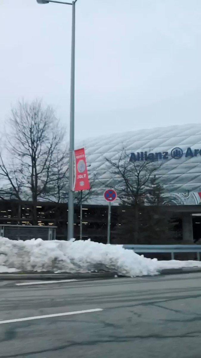 Heimspiel. ♥️ #AllianzArena #FCBS04
