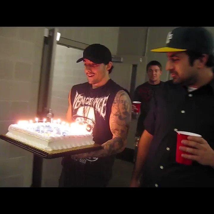 Happy Birthday Jimmy. #avengedsevenfold #TheRev
