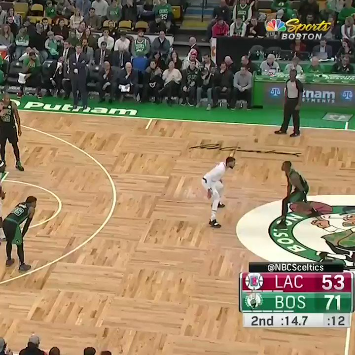 Scary Terry nailed the Harden step-back �� https://t.co/i0EDYGHGPw