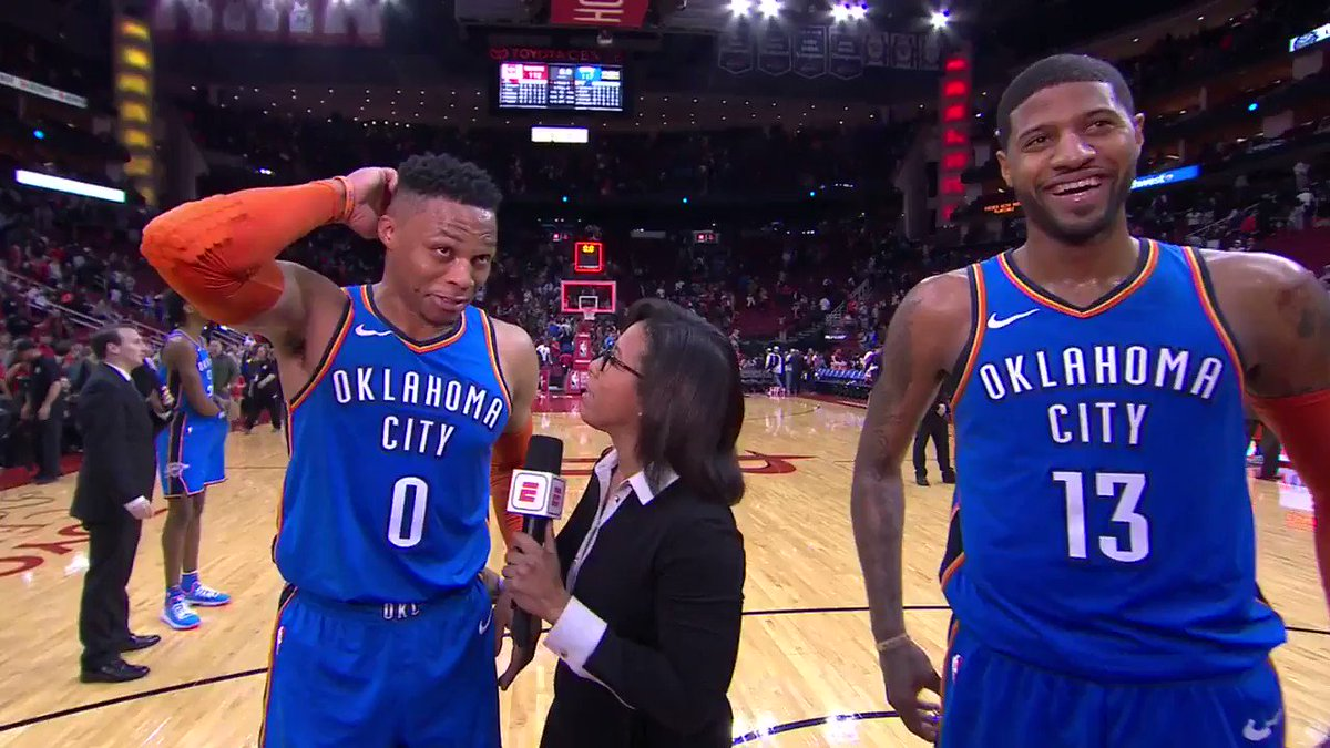 paulgeorge-45-points-russellwestbrook-9th-consecutive-triple-double-thunderup-https-t-co-gyqrsrgvqw