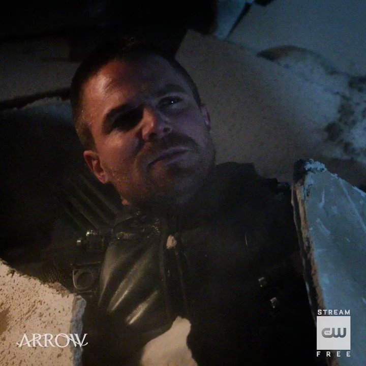 Stay two steps ahead. Stream free now: https://t.co/u8BDbg5uZP #Arrow https://t.co/krcLKEzsds