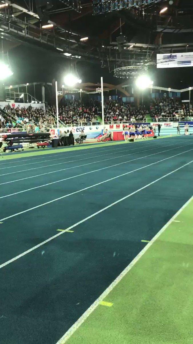 Bienvenue au Meeting de Liévin 🏟🔥#athlétisme @LNPCA