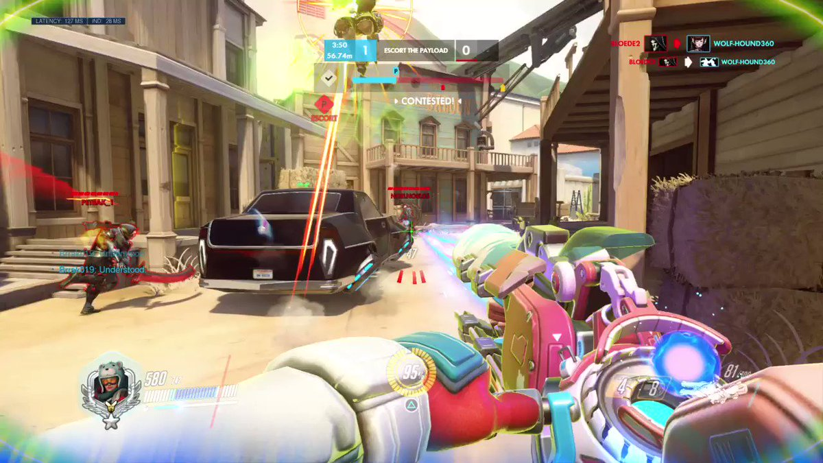 I died. #Overwatch #OW #Zarya #Reaper #PS4share  https://store.playstation.com/#!/en-us/tid=CUSA01842_00 …