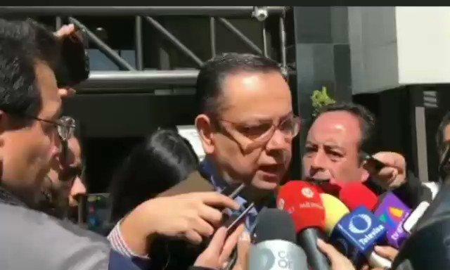 POL�TICO México's photo on Germán Martínez
