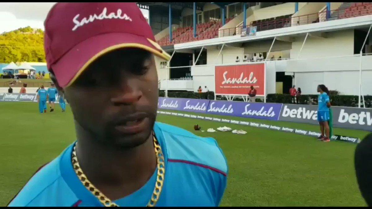 Windies Cricket's photo on kemar roach