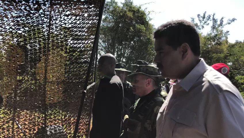 Nicolás Maduro's photo on El Ejército