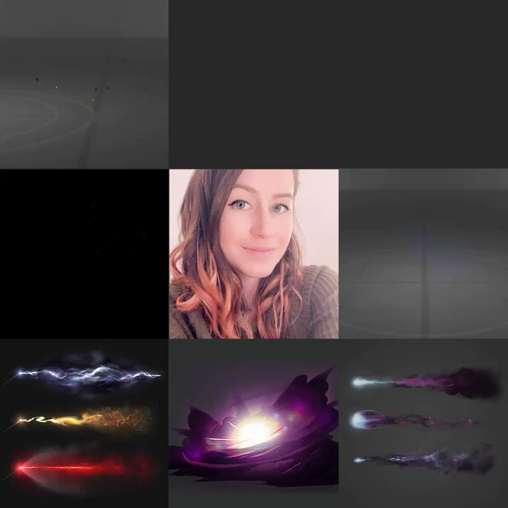 ✨Sarah Carmody✨ 🔜 GDC's photo on #artvsartist