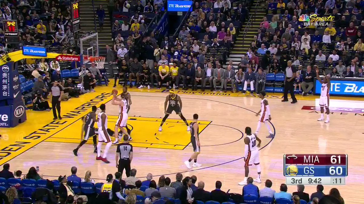 The @warriors have erased a 19 point deficit.   Cousins gives them the lead on @NBATV.  12-0 run for #DubNation https://t.co/fZDFvrjgQR