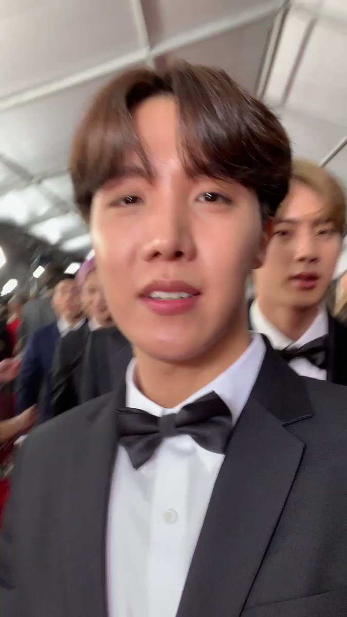 Good memories 😊🤣🥳 #jhope in #GRAMMYs