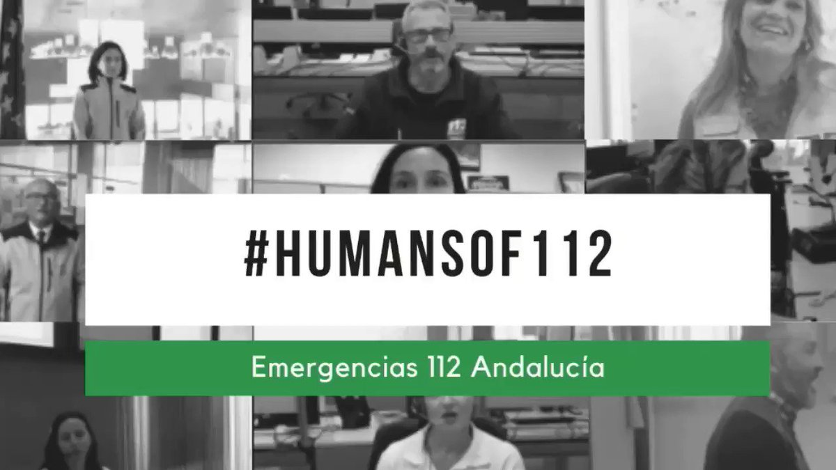 Emergencias 112's photo on #DiaEuropeo112