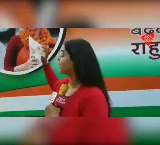 Harshit Dubey🇮🇳🇮🇳🇮🇳's photo on #PriyankaGandhi