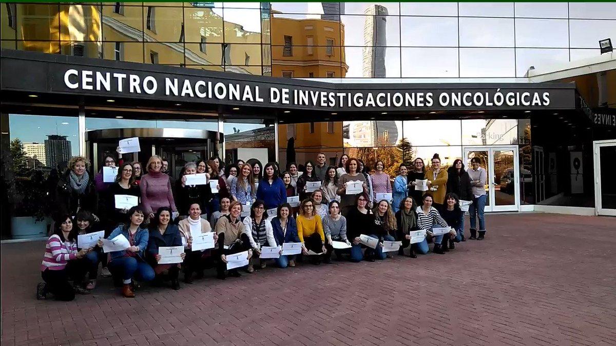 CNIO Cancer Centre's photo on #11F2019
