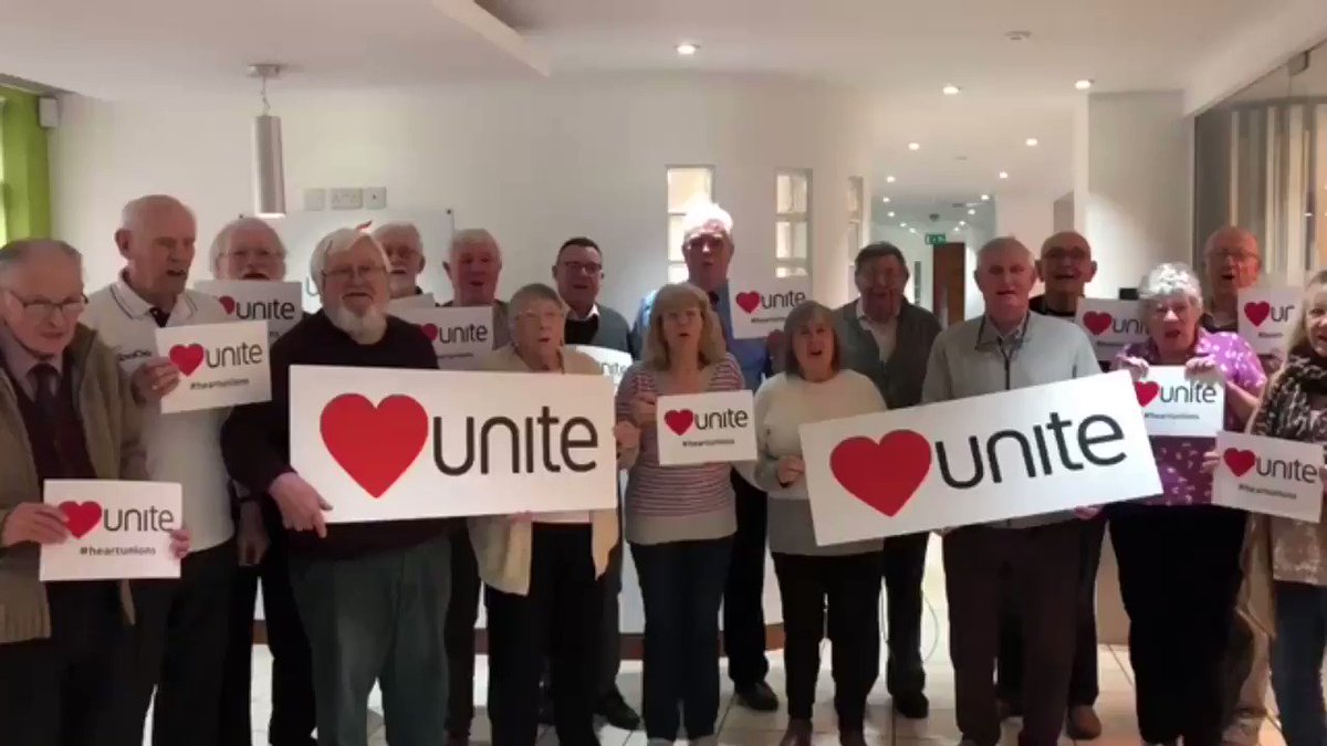 UniteWales's photo on #HeartUnions