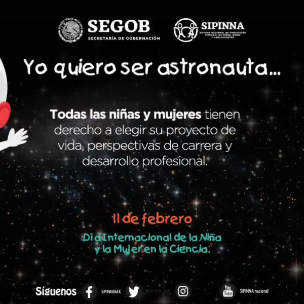 SIPINNA's photo on #mujeresenciencia