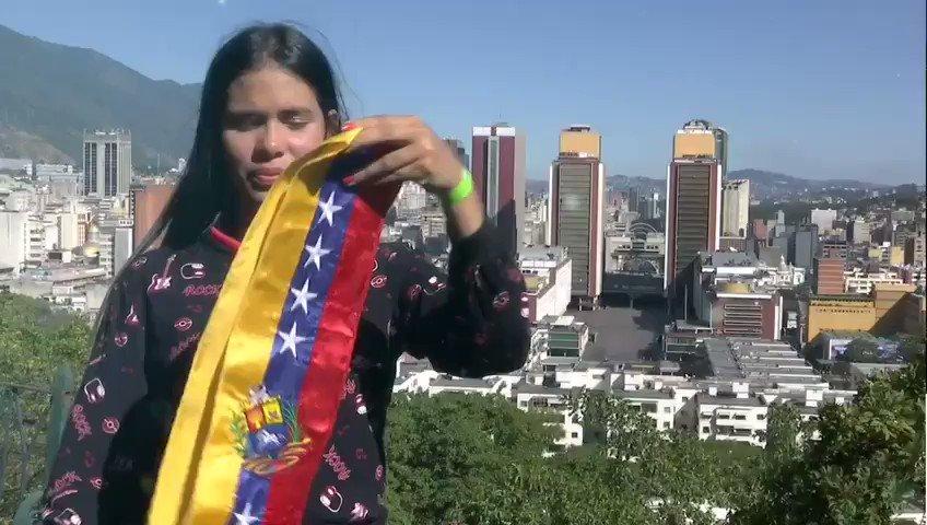Nicolás Maduro's photo on Con Venezuela