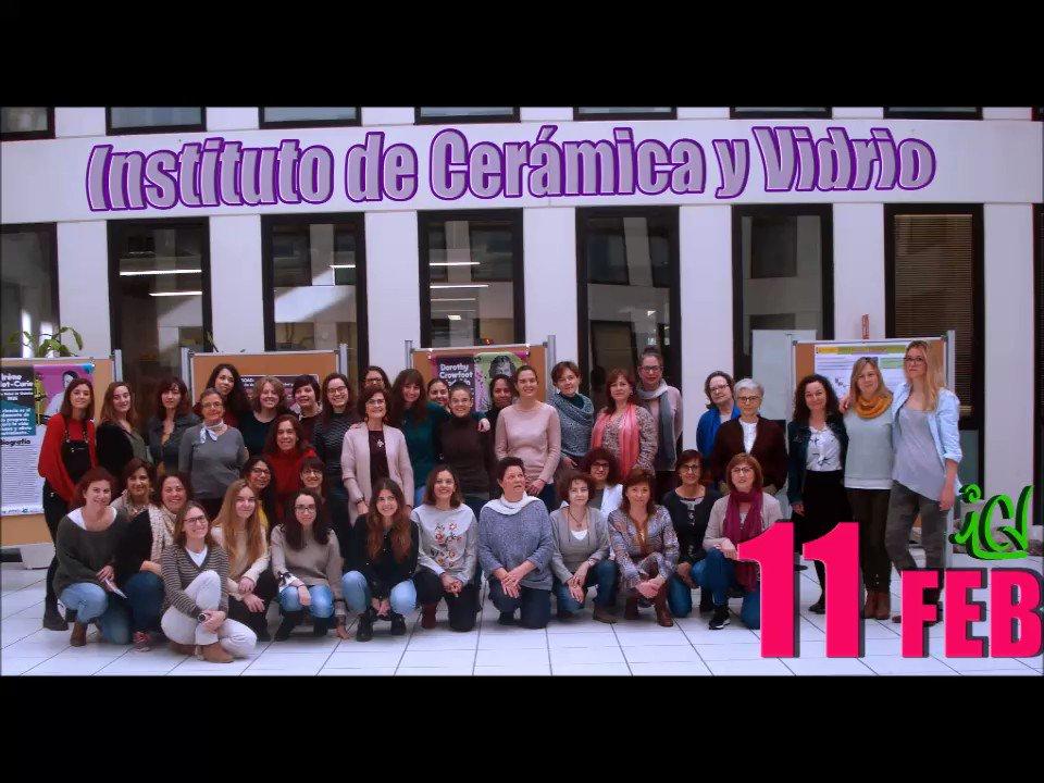 ICV-CSIC's photo on #11Febrero