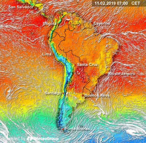 Clima MeteoFedex ⛈'s photo on #panorama