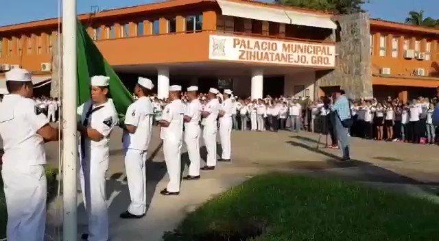 Manuel Añorve Baños's photo on Honores a la Bandera