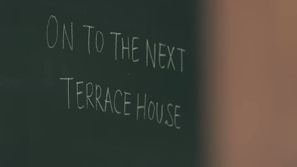 TERRACE HOUSE's photo on #テラスハウス