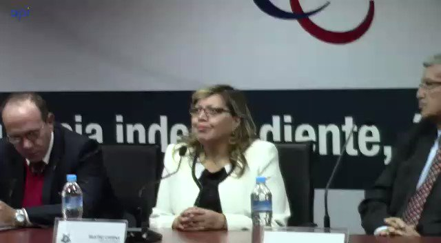 Ecuavisa's photo on Audiencias Públicas