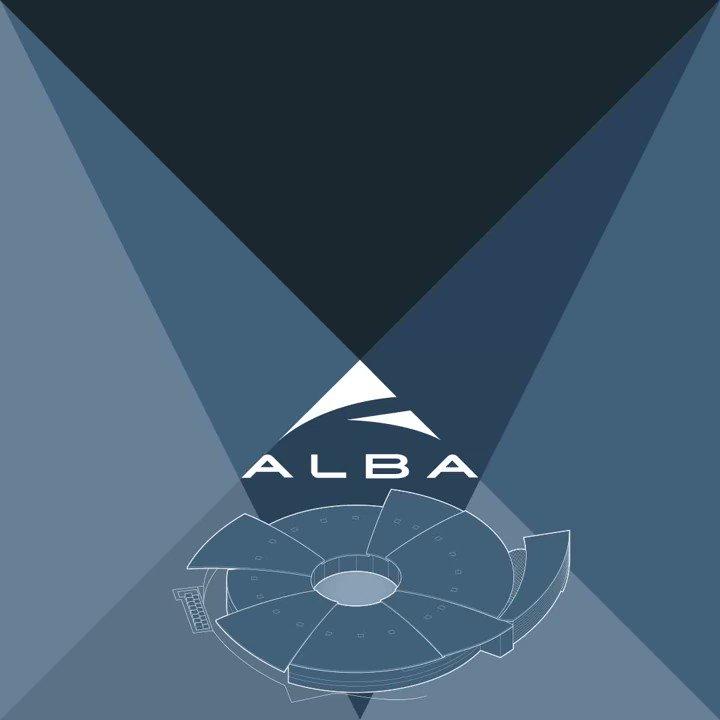 ¿Cómo funciona el @ALBAsynchrotron?  💡Esta infraestructura científica y técnica singular consiste en un complejo de aceleradores de electrones que genera luz de sincrotrón con la que se analiza la materia a nivel atómico y molecular.  Recibe más de 2.000 investigadores anuales.