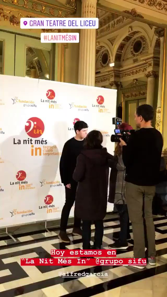 Alfred García Info's photo on #LaNitMésIn