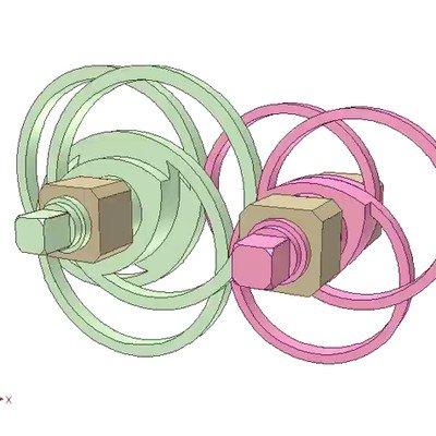 Pin Coupling