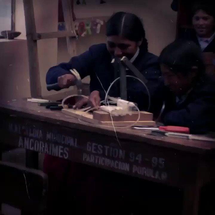 Evo Morales Ayma's photo on Mujer y la Niña