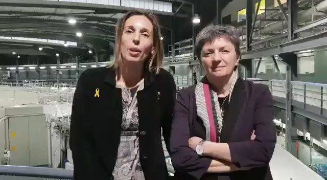 Àngels Chacón's photo on #WomenScienceDay
