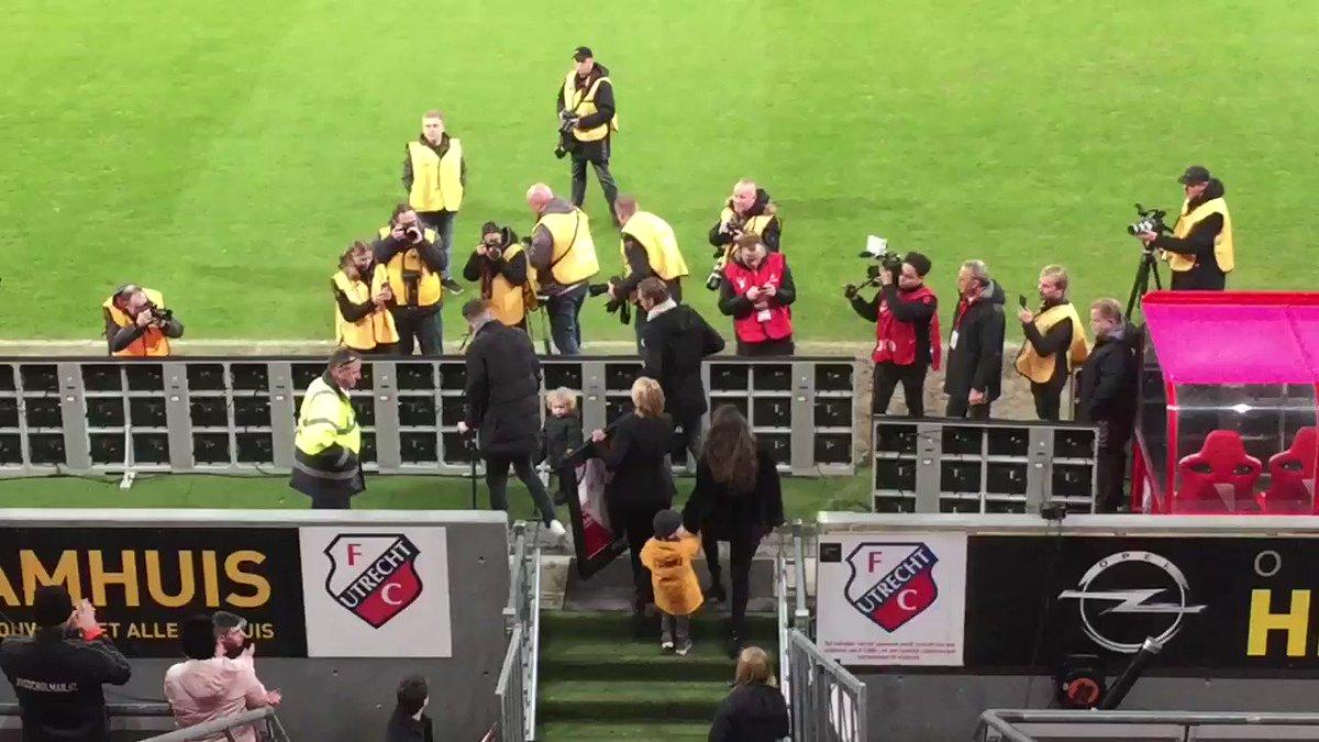 FC Utrecht's photo on leon de kogel