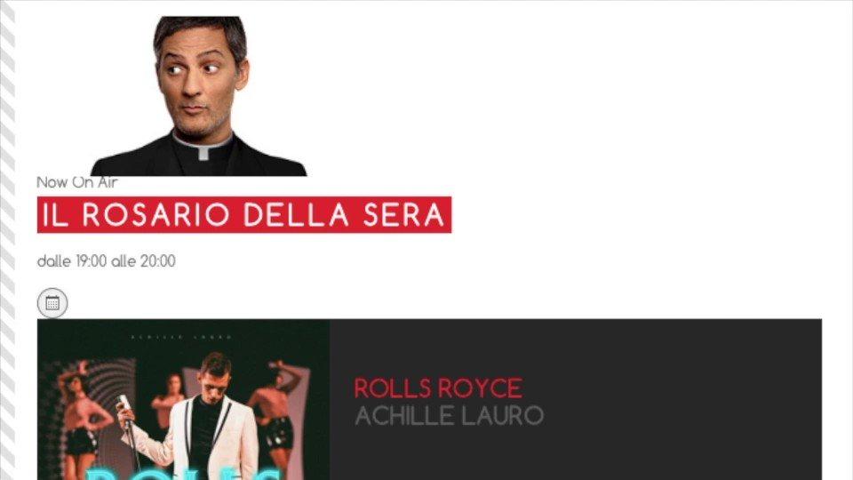 SilviaW🎶's photo on #IlRosarioDellaSera