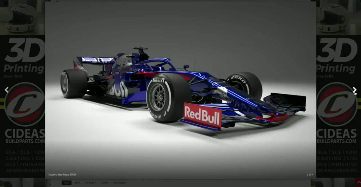 Racecar Engineering's photo on toro rosso