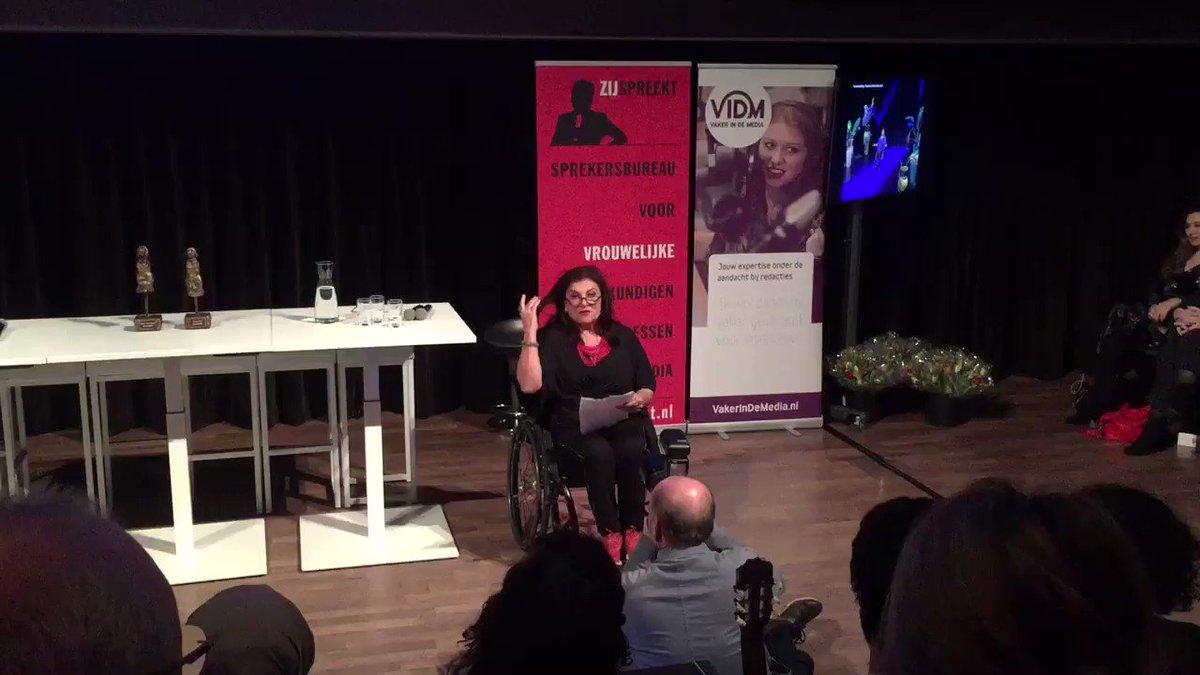 Ingeborg Dijkstra - Verbeek's photo on #vidmawards2018