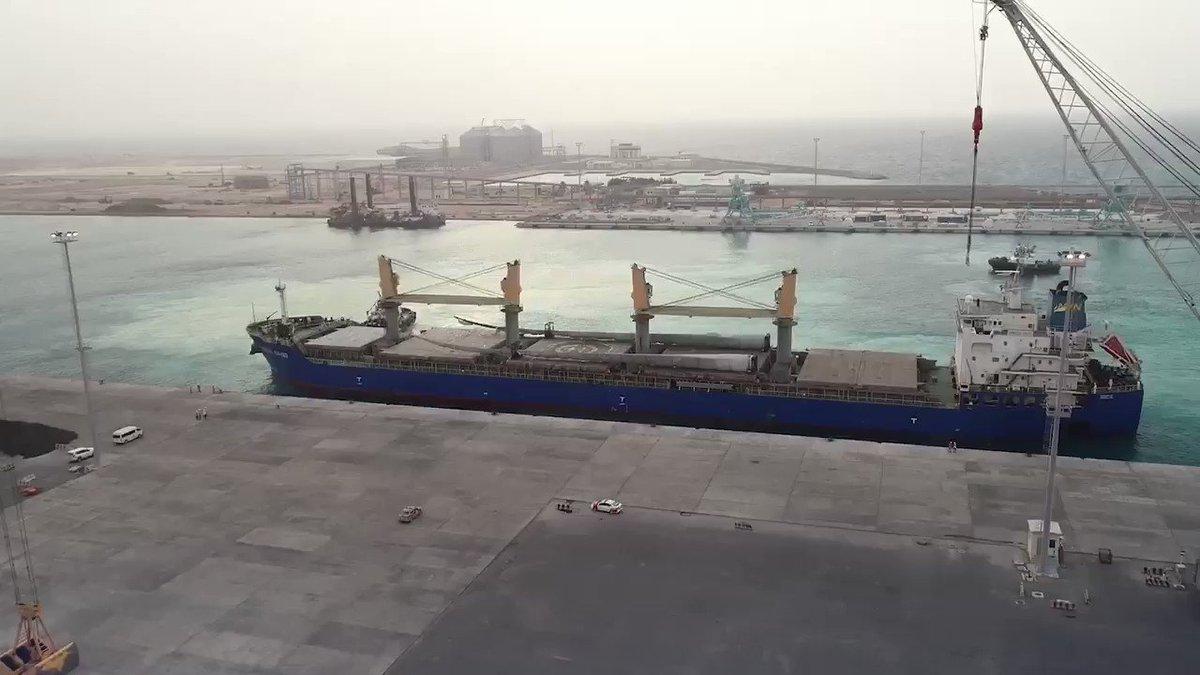 بدر العساكر Bader Al Asaker's photo on #ميناء_الملك_عبدالله