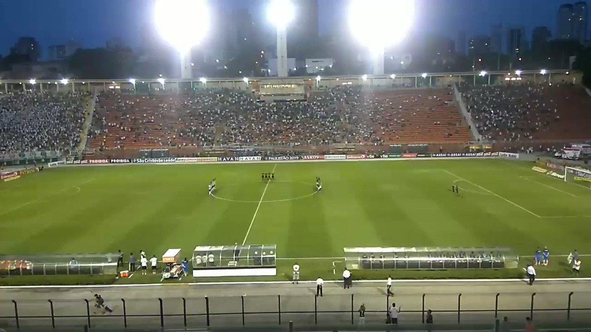 Rafael Alaby's photo on Palmeiras x Bragantino