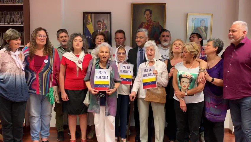 Cancillería 🇻🇪's photo on #VenezuelaElMejorPais