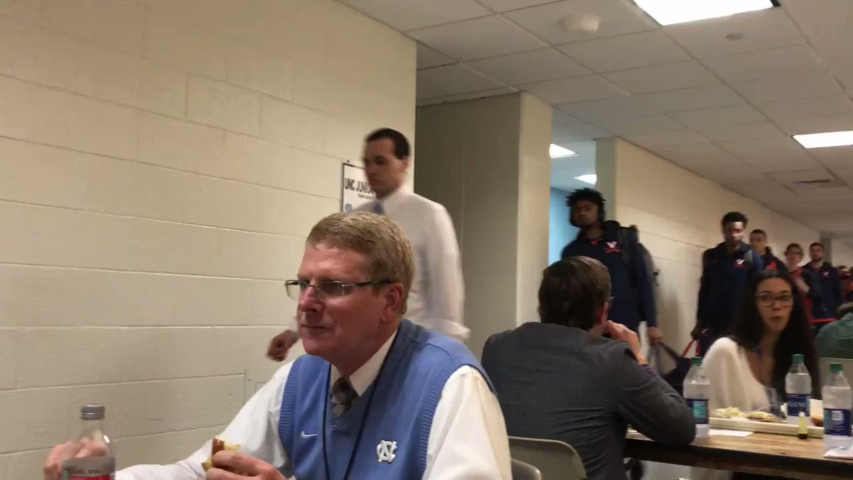 ABC11Charlie Mickens's photo on Dean Dome
