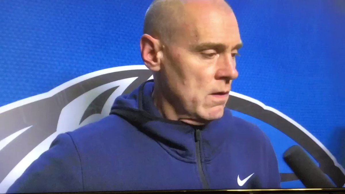 "#Mavericks head coach Rick Carlisle during pregame interview talks about James Harden: ""He's playing a different game than the rest of us are playing."" #Rockets⁠ ⁠ #NBA⁠ ⁠ #Houston  @FOX26Houston"