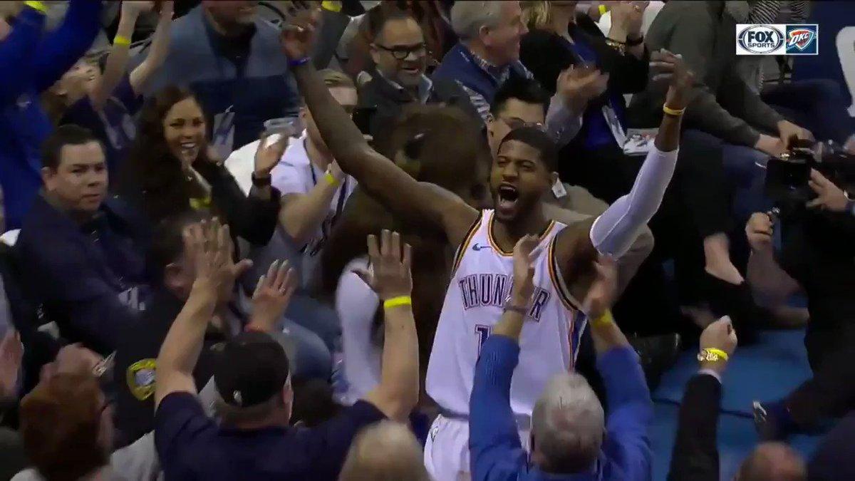 Up The Thunder's photo on Oklahoma