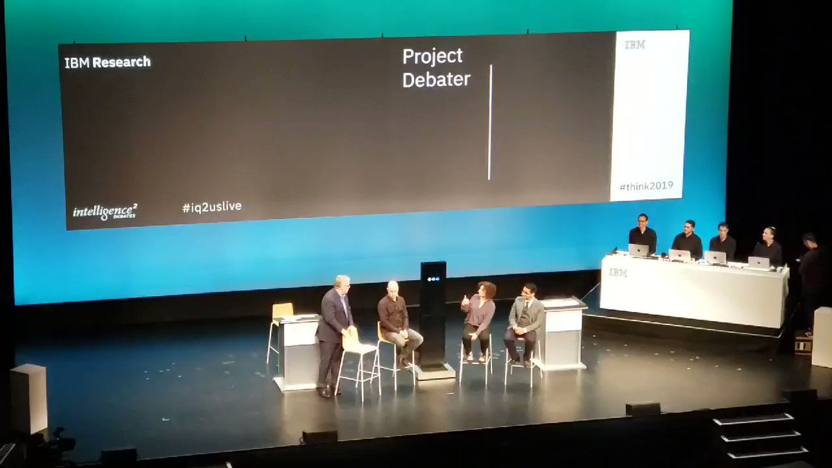 Christina Altomare @ 👁🐝Ⓜ️ #Think2019's photo on #ProjectDebater