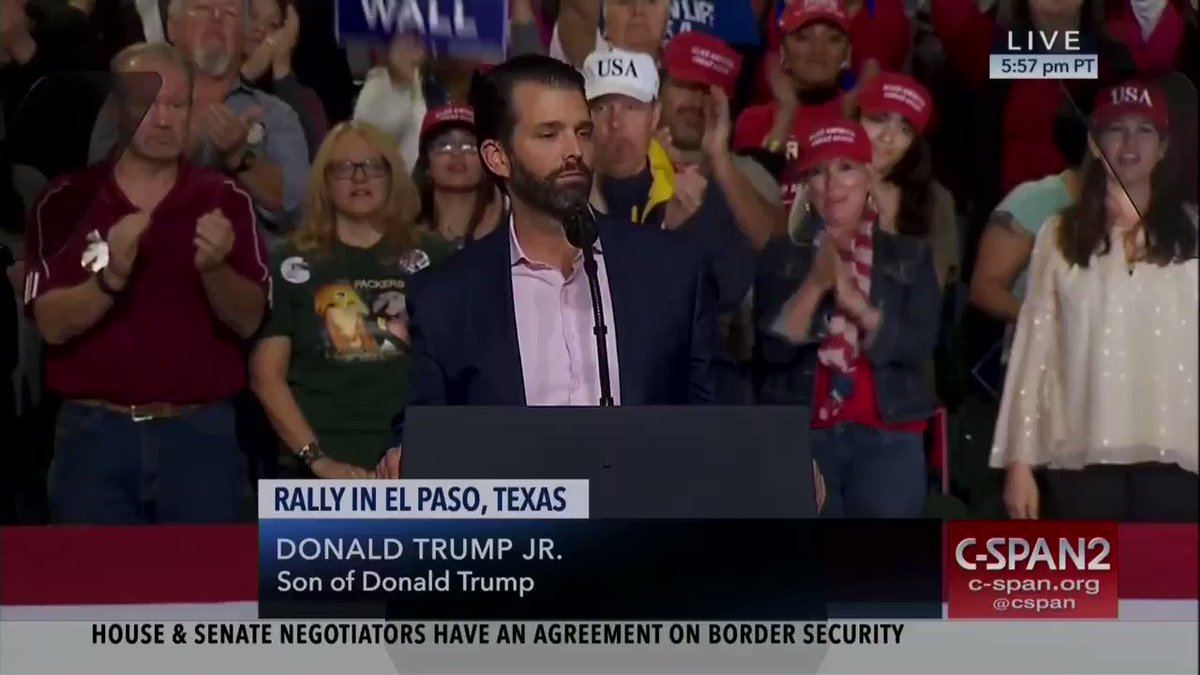Lil Donnie Jr. calling teachers losers is an interesting campaign tactic. What a fucking douchebag.