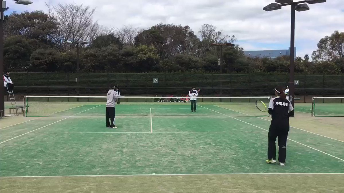 SLCソフトテニス部2019年度新歓's photo on 女子テニス