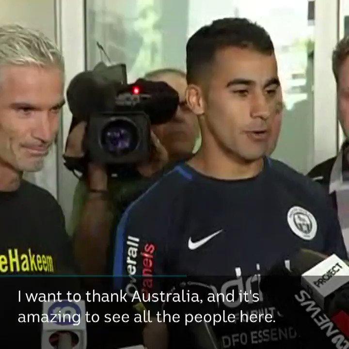 ABC Melbourne's photo on #SaveHakeem