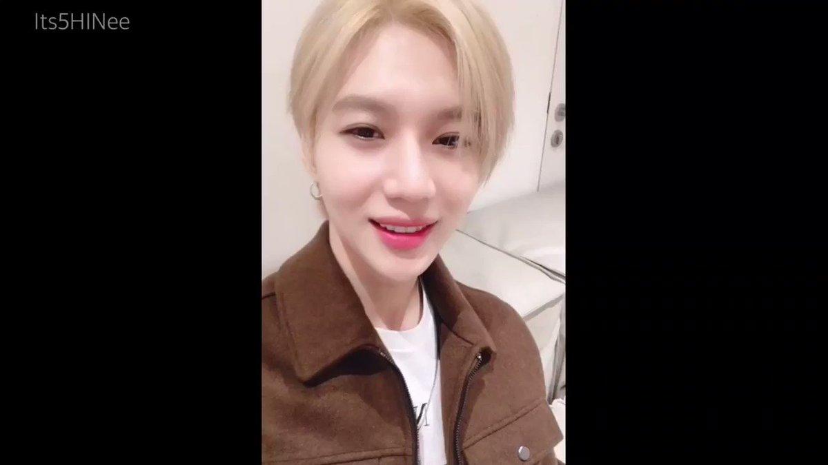 SUPPORT MINHO !!ᴰ⁻⁵²⁴'s photo on Taemin