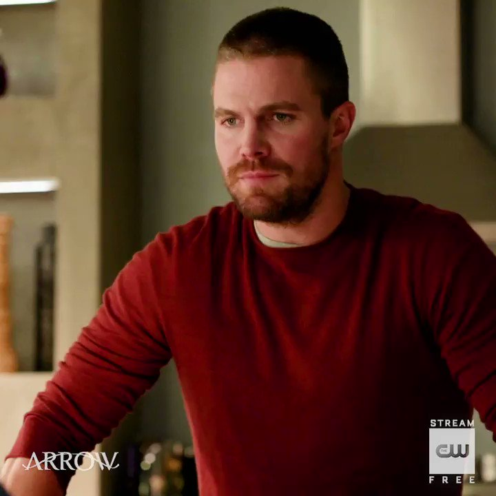Accept responsibility. The latest episode is AVAILABLE NOW: https://t.co/9fBcSyNmxO #Arrow https://t.co/ULAinGwFMh