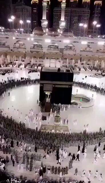 أخبار السعودية's photo on #محمد_بن_سلمان_في_الحرم_المكي