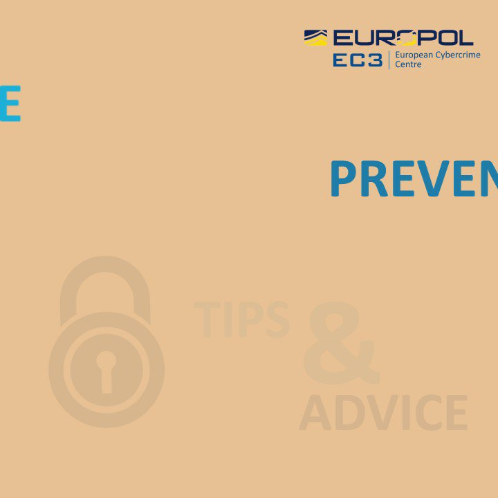 Image for the Tweet beginning: You can prevent your devices